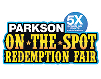 Parkson On-The-Spot Redemption Fair Mailer