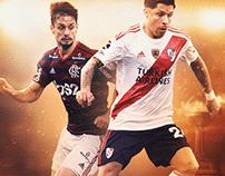 Conmebol Copa Libertadores Final - River vs. Flamengo