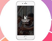 Mobile App Essence.Earth