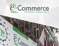 Netcomm - Ecommerce Forum 2013 - Event Concept