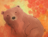 Autumn Bear