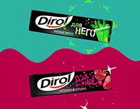 Dirol for him & for her TVC
