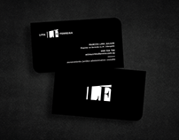 LIMA FERREIRA  logo + business cards