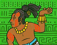 Aztec Doodle