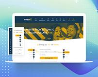 Web Design - FastX, Australian Crypto Exchange
