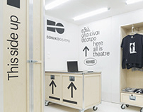 "National Theatre of Greece - Shop ""Flightcase"""