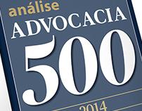 ADVOCACIA 500 (2014)