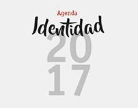 Agenda Identidad 2017 | Editorial