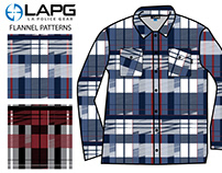 Flannel Pattern Designs