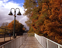 Autumn in Cold Spring