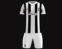 Juventus F.C. - 16/17 Kits