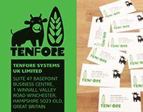 Corporate Identity TENFORE