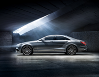 Daimler CLS Campaign
