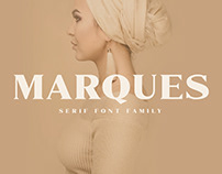 Marques - Modern Serif Font Family (Free Download)