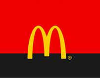 MAcDONALS- Branding Design
