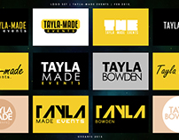 Identity Design for TM Events 2015