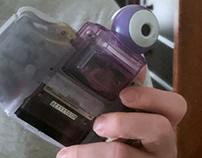 Game Boy Advance & Camera mod