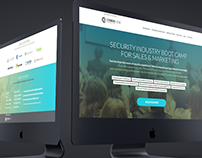 Security Bootcamp - Branding & Website