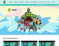Liga Sustentável - Site Redesign
