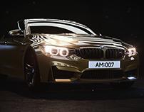 BMW M4 Demo Reel - Unreal Engine