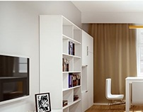 KLIFF DESIGN_ARCHITEKTURA_ APARTAMENT