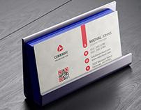 Free PSD Creative White Business Card