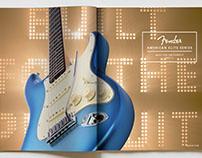 Fender American Elite Series Campaign