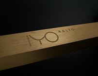 IYO AALTO - Logo and Brand Identity