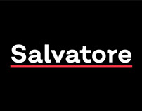 Salvatore Typefamily