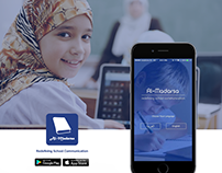 al madarsa- an e-learning mobile application