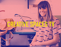 Creative Spaces TV Season 2 / Documentary Series