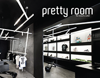 Pretty Room | Logo Design