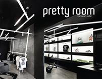 Pretty Room | Logo Design