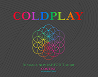 A short story Full of Dreams-COLDPLAY t-shirt contest