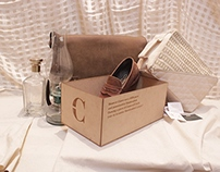 Cuero Handcrafted luxury - Packaging