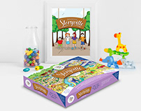 Exploring Storyville | Board Game