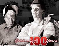 UA 527 - 100 year anniversary