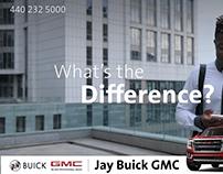 Jay Auto Group GM SEO Promo