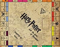 Harry Potter Monopoly Concept