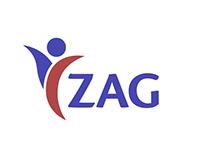 """Logo redesign """"ZAG"""""""