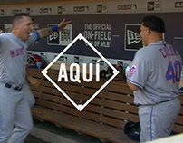 MLB: From #AQUÍ to #PonleAcento