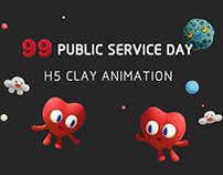 99 PUBLIC SERVICE DAY