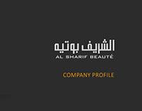 Al Sharif Beaute Company Profile