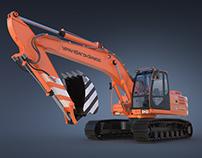 EO-41211A Crawler Excavator Catalog