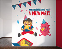 Dominoes - Birthday Land!
