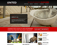 United Mechanical Site Redesign