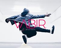 VABIR Shop UI/UX