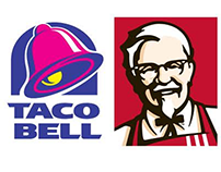 KFC and Taco Bell 2016