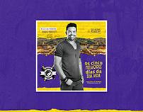 Carnaval Ouro Preto | 2018