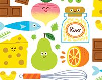 Children's Cookbook: Cucchiaino d'Argento